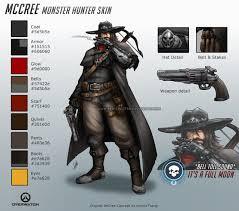 Halloween Monster Games by Mccree Halloween Skin Overwatch Forums