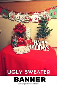 Ugly Christmas Sweater Decorations 147 Best Ugly Christmas Sweater Party Images On Pinterest