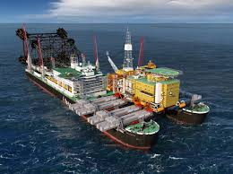 largest ship in the world largest ship in the world launched for oil industry deepresource