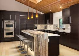 waterfall granite kitchens pinterest granite and kitchens