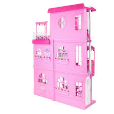 barbie jeep 1990s amazon com barbie pink 3 story dream townhouse toys u0026 games