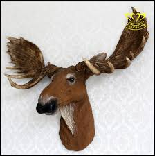 Moose Home Decor White Deer Head White Deer Head Suppliers And Manufacturers At