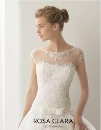 rosa clara wedding dresses danza dress of rosa clará 2016 the wedding dress of august