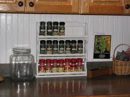 Roll Out Spice Racks For Kitchen Cabinets Cabinets Ideas Spice Racks For Kitchen Cabinets Pull Out