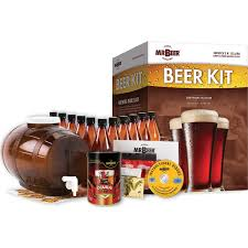 amazon com mr beer craft collection beer kit kitchen u0026 dining