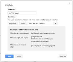 erro 404 no encontrado geapcombr tracking 404 errors with google analytics and google tag manager