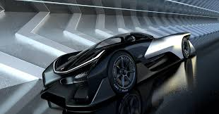 cool electric cars this is faraday future u0027s ridiculous 1 000 horsepower electric