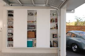 garage cabinets with sliding doors slimline built in cupboards with sliding doors for ease of wall