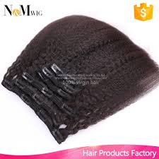 Yaki Clip In Human Hair Extensions by Brazilian Remy Clip In Hair Extension Bangs Brazilian Remy Clip