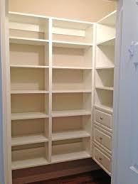 kitchen closet shelving ideas kitchen pantry closet shelving gamenara77 com