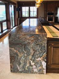 granite kitchen island 6cm fusion granite kitchen island yk center kitchen