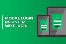 modal login register forgotten wordpress plugin by pressapps on