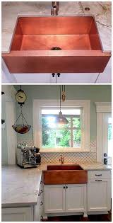 Best SoLuna Copper Sinks Tubs  Accessories Images On - Copper sink kitchen