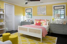 Pink And Grey Girls Bedroom Gray Bedroom Roman Shade Design Ideas
