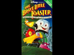 The Brave Little Toaster Movie Opening To The Brave Little Toaster 1991 Vhs Youtube
