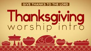 thanksgiving worship intro thanksgiving sermon illustration