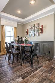 Wainscoting In Dining Room Wonderful Wainscoting In Manufactured And Modular Homes Clayton Blog