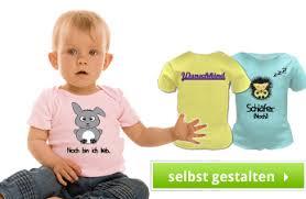 strler selbst designen süße baby shirts bedrucken mit witzigen motiven gestalten lassen