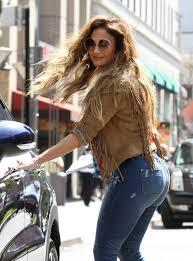 Native American Inspired Clothing Jennifer Lopez Wears A Native American Inspired Vest And Necklace