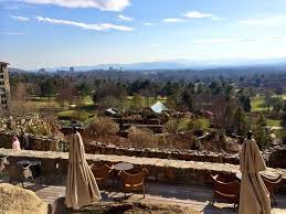 view from the sunset a terrace grove park inn asheville nc