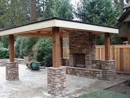 Backyard Covered Patio Plans by Top 25 Best Backyard Gazebo Ideas On Pinterest Gazebo Garden