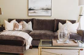 how to style throw pillows on your sofa all things amber
