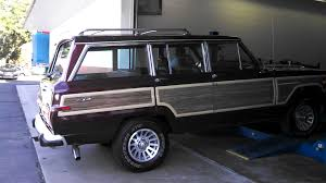 1991 jeep grand 1991 edition jeep grand wagoneer for sale
