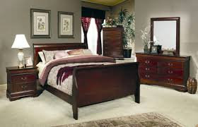 saint laurent 6 pc queen bedroom set queen bedroom set cherry