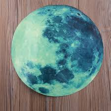 glow in the dark moon wall sticker the deal pond sale