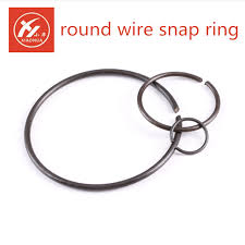 round wire rings images Best price and quality hinge snap rings for locking auto buy png