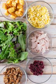 thanksgiving homes comksgiving leftover turkey salad when is
