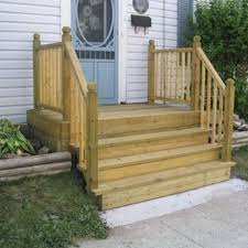 Can You Design Your Own Modular Home How To Build A Four Step Porch For A Mobile Home Building Porch