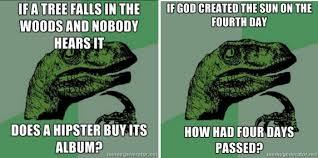 Velociraptor Meme - 5 meme origin stories doge scumbag steve trollface