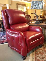 leather recliner by hancock u0026 moore living room love pinterest