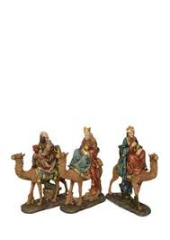 Christmas Decorations Sale Online Usa by Nativity Set With Three Wise Men 11 Pieces 12
