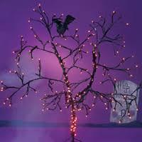 Decorated Halloween Trees Halloween Decorations Halloween Tree
