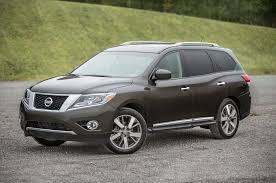 nissan pathfinder hybrid 2016 nissan pathfinder reviews and rating motor trend