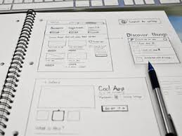 inspiring ui wireframe sketches wireframe sketches and app