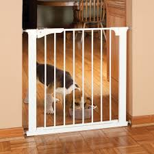 Pressure Mounted Baby Gate Kidco Command Pet Products Gateway Pressure Mounted Pet Gate