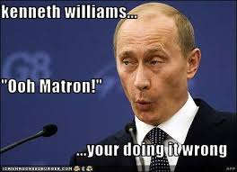 Kenneth Meme - kenneth williams ooh matron your doing it wrong