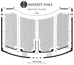 massey hall floor plan massey hall floor plan seating chart excellent gallery moreover