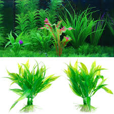 compare prices on aquarium green grass artificial online shopping