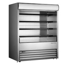 Merchandise Display Case Open Display Refrigerators Grab And Go Displays By Marchia And