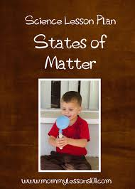 thanksgiving toddler lesson plans mommy lessons 101 science lesson plan states of matter