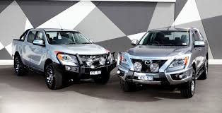 mazda bt 50 facelift confirmed for 2015 photos 1 of 3
