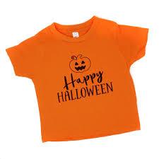 toddler tshirt orange pumpkin t shirt 2t 3t 4t youth 5 6 7