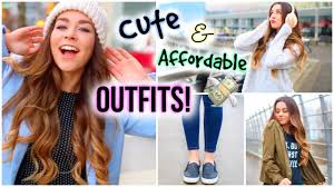 cute u0026 affordable ideas for winter youtube