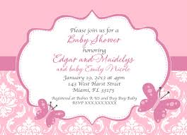 butterfly baby shower invitations templates free u2014 all invitations