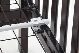 Dexbaby Safe Sleeper Convertible Crib Bed Rail Reinforce With Dexbaby Safe Sleeper Convertible Crib Bed Rail