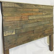 Rustic Queen Headboard by 19 Best Rough On The Pallet Images On Pinterest Pallets